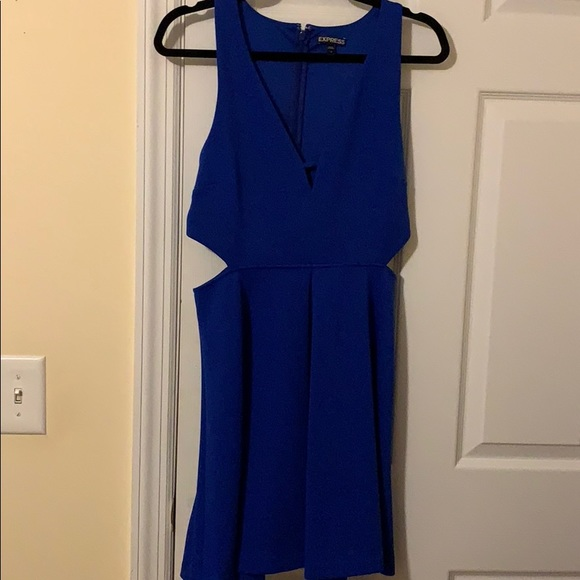 Express Dresses & Skirts - Blue dress